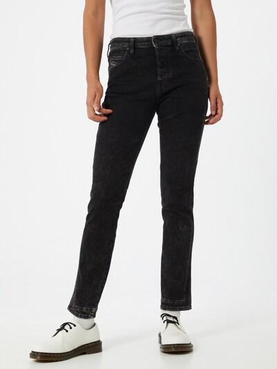 DIESEL Džinsi 'Babhila-X' pelēks džinsa, Modeļa skats