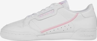 ADIDAS ORIGINALS Zemie apavi pieejami rožkrāsas / balts, Preces skats