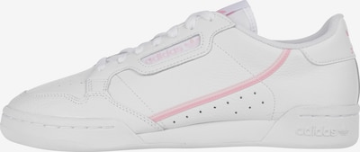 Sneaker low ADIDAS ORIGINALS pe roz / alb, Vizualizare produs