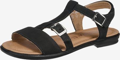 RICOSTA Sandalen 'Kalja' in schwarz, Produktansicht