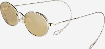McQ Alexander McQueen Zonnebril 'MQ0272SA' in de kleur Geel / Zilver, Productweergave