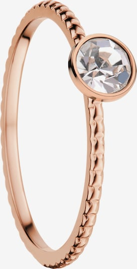 BERING Ring 'Arctic Symphony' in rosegold, Produktansicht