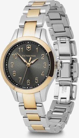 VICTORINOX Analoog horloge 'Alliance XS' in de kleur Goud / Zilver, Productweergave