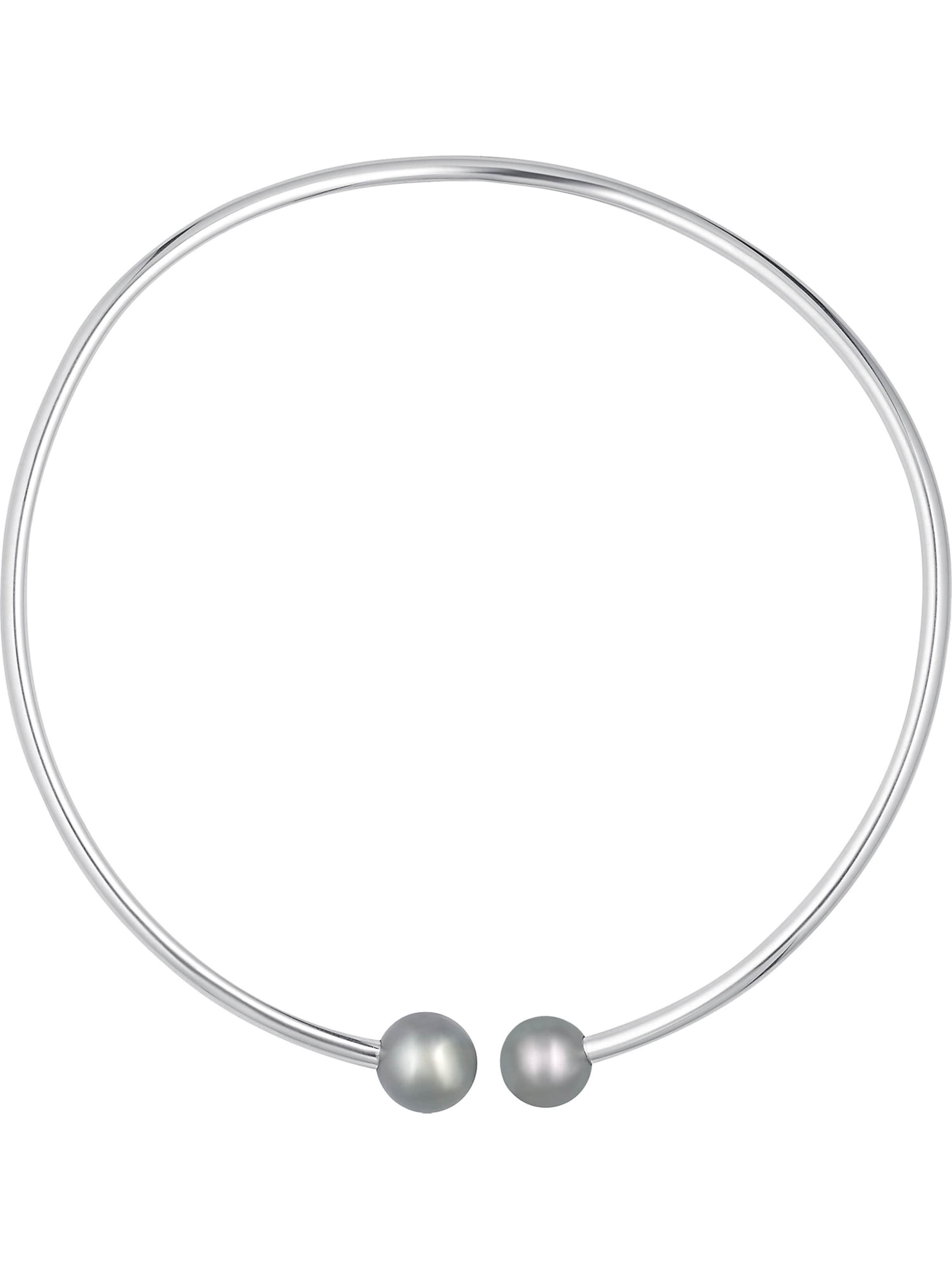 In Christ Kette Kette 'pearls' Silbergrau Christ D9IHY2WeE