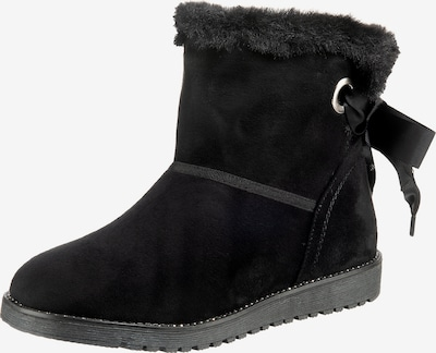 SUPREMO Winterstiefeletten in schwarz, Produktansicht