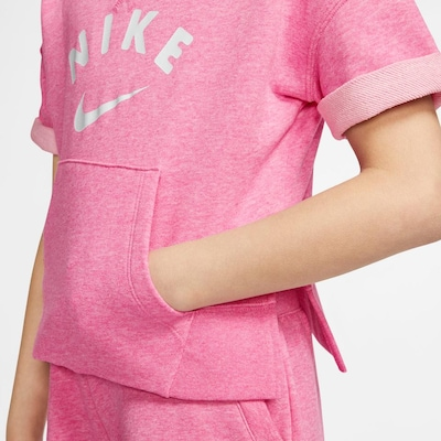 Nike Sportswear Sweatshirt in pinkmeliert, Produktansicht