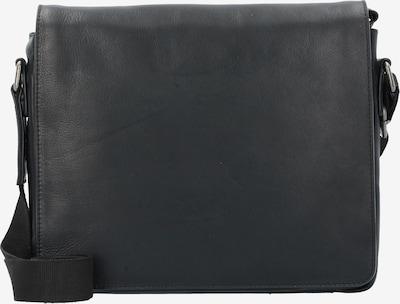 LEONHARD HEYDEN Messenger 'Roma' in schwarz, Produktansicht