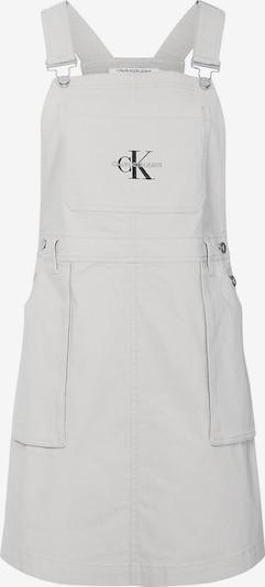 Calvin Klein Jeans Kleid in hellgrau, Produktansicht