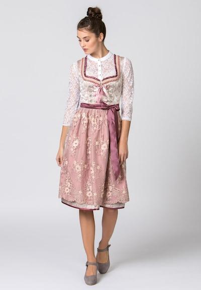 STOCKERPOINT Dirndl Avina in rosa, Modelansicht