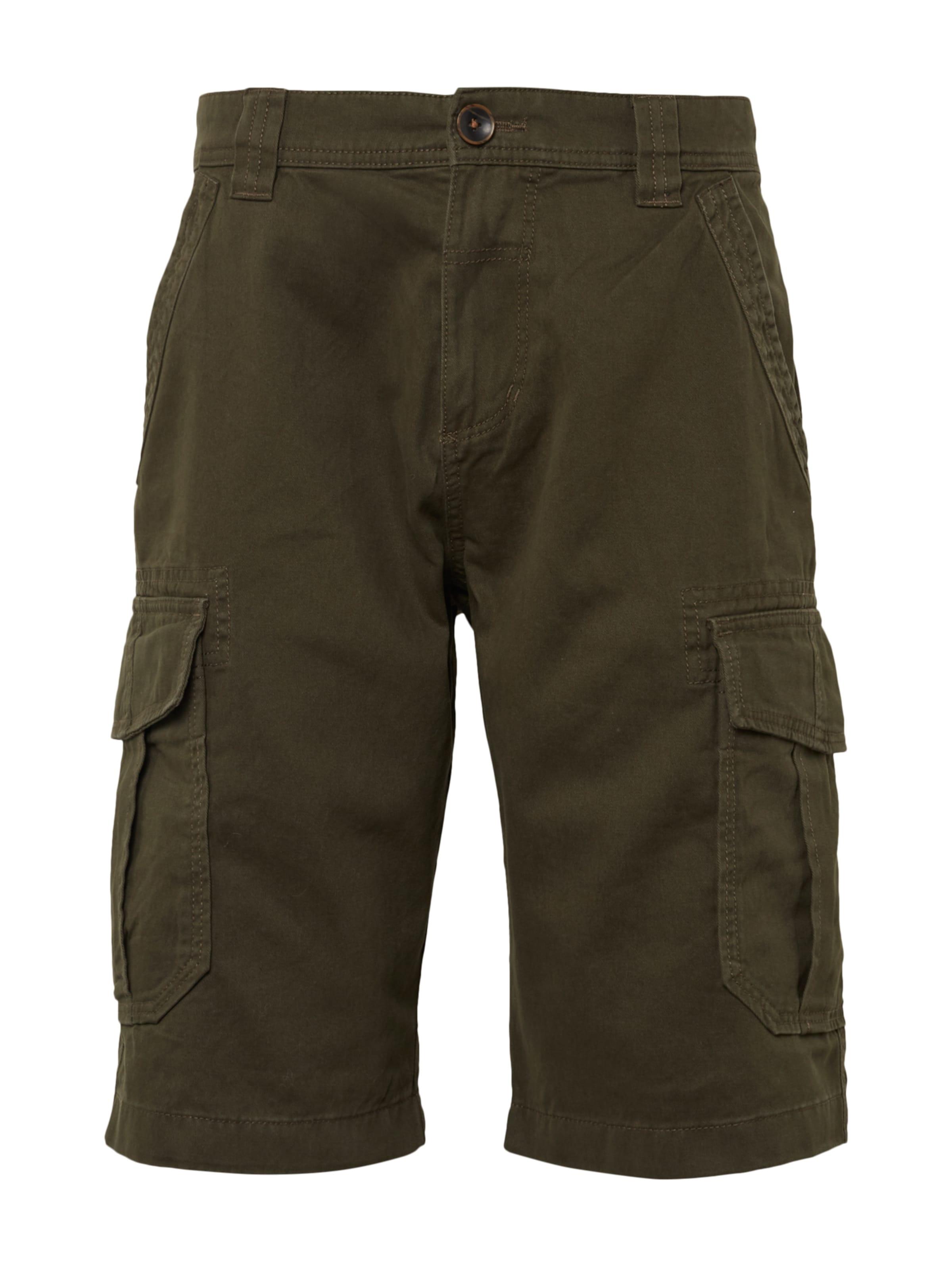 In Dunkelgrün Tailor Tom Shorts 'bermuda' EI29DHWYbe
