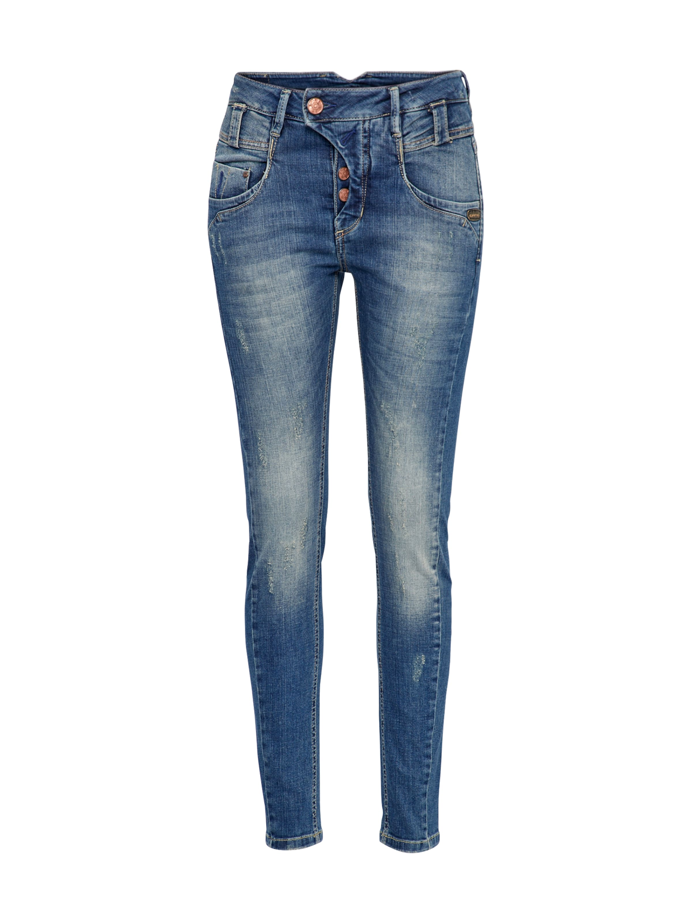 Denim Gang Jeans Blue In 'marge' q3ARL5c4j