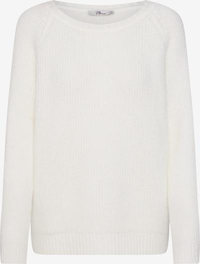 LTB Pullover 'DOLAPE' in offwhite, Produktansicht