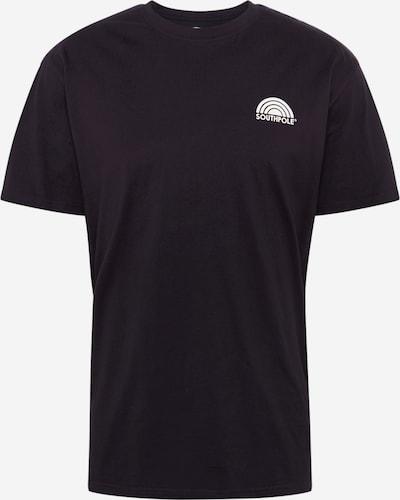 Tricou 'Southpole' SOUTHPOLE pe negru, Vizualizare produs