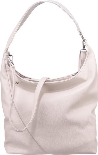 Fritzi aus Preußen Heidi Satgra Handtasche in creme / weiß, Produktansicht