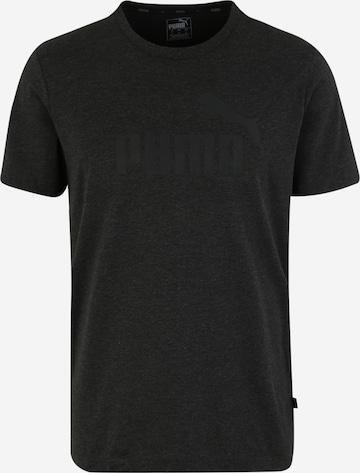 PUMA Performance Shirt 'Heather' in Grey