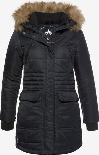 ALPENBLITZ Jacke »Schneeglanz« in schwarz, Produktansicht