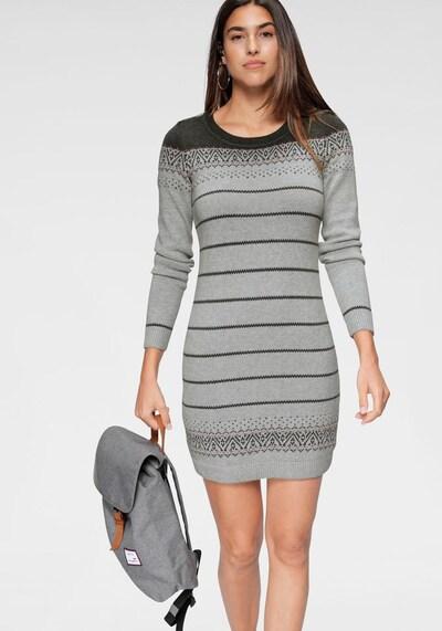 KangaROOS Kleid in grau, Modelansicht