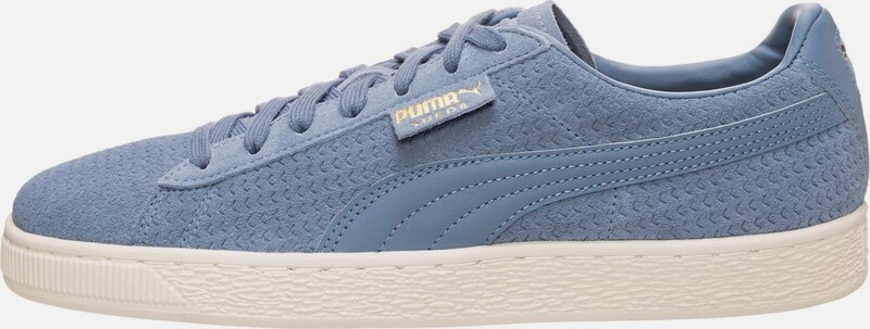 PUMA Sneaker 'Suede Classic Perforation' Perforation' Perforation' 35e987