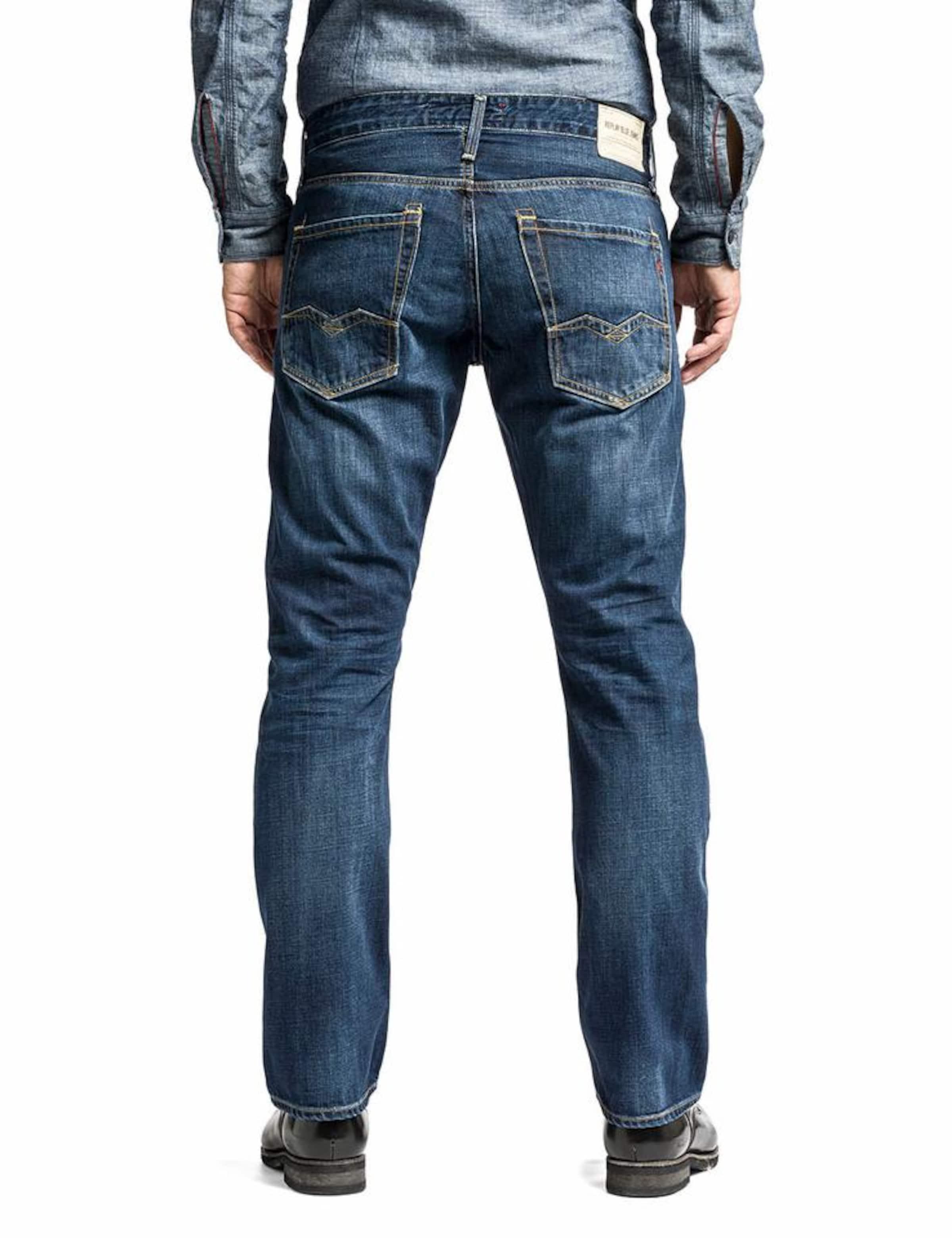 Billig 100% Authentisch Niedrigen Preis Versandkosten Für Günstigen Preis REPLAY Jeans 'Waitom' Billige Ebay Billig Verkauf Wirklich Rabatte Günstig Online PCUOes85