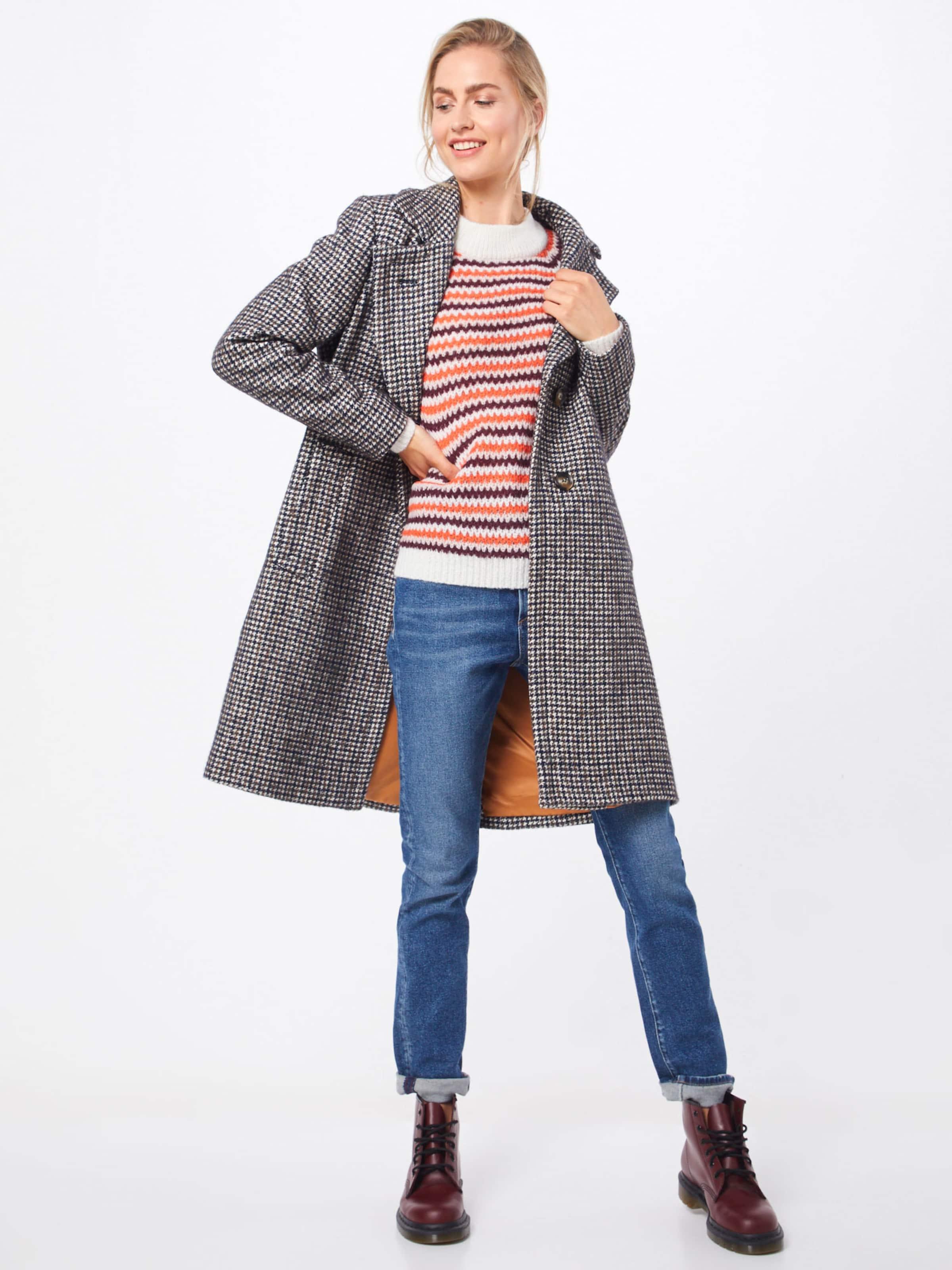 Ichi Ls3' Pullover In RotWeiß 'erica kOXZPuTi