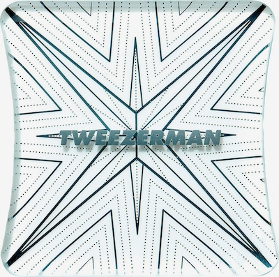 TWEEZERMAN Microderm Tool in himmelblau / weiß, Produktansicht