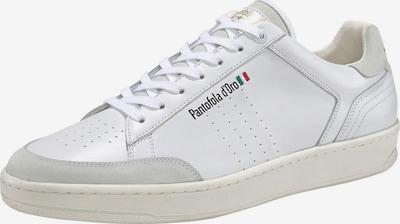 PANTOFOLA D'ORO Sneaker 'Caltaro Uomo' in weiß, Produktansicht