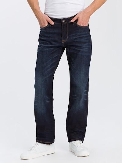 Cross Jeans Straight Leg Jeans 'Antonio' in blue denim, Modelansicht