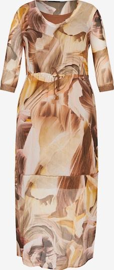 Lecomte Kleid in braun, Produktansicht