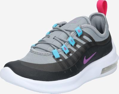 Nike Sportswear Schuhe 'AIR MAX AXIS' in aqua / grau / pink / schwarz, Produktansicht