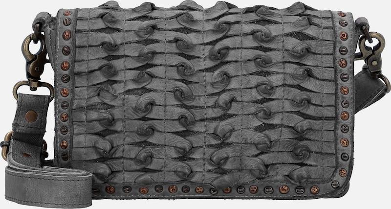 Taschendieb Wien Umhängetasche Leder 25 cm