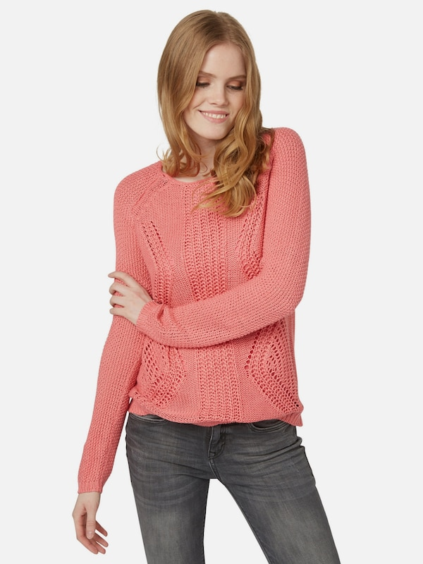 TOM TAILOR knit Strickpullover