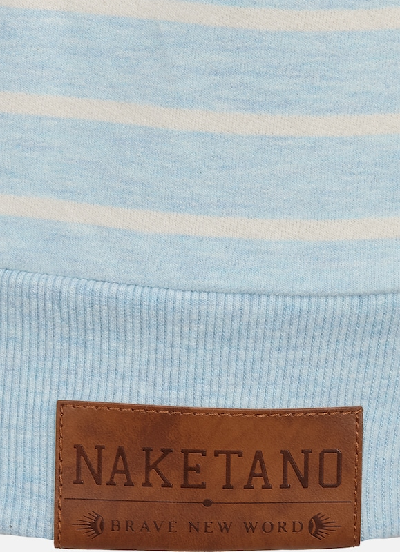 naketano Male Zipped Jacket