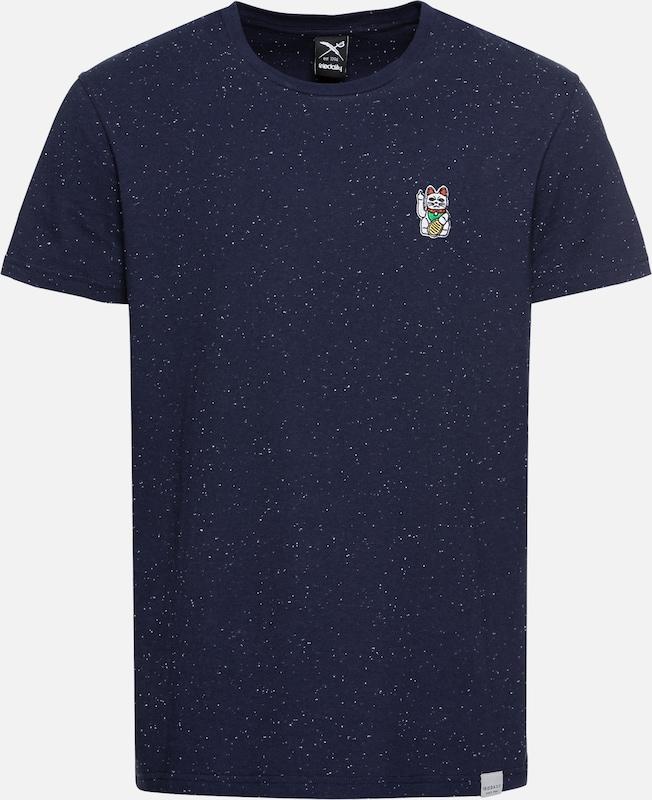 Point Bleu Iriedaily shirt 'on T Tee' Cat En kn8O0PwX