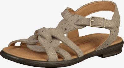 RICOSTA Sandale in taupe, Produktansicht