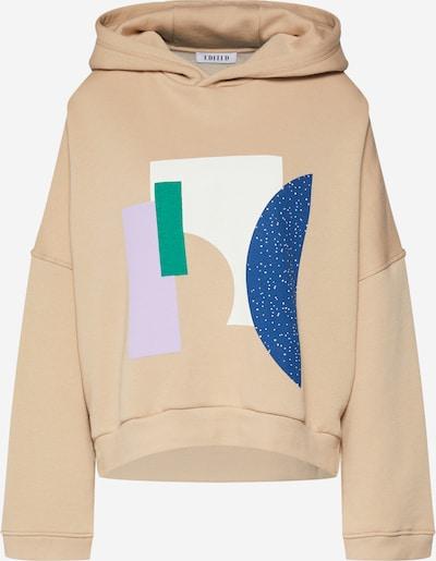 EDITED Sweatshirt 'Cherell' in de kleur Camel, Productweergave