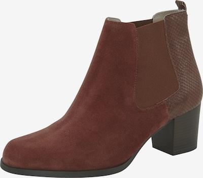 heine Chelsea Boots in rostrot, Produktansicht