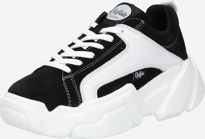Buffalo London Sneaker 'Alexus' in schwarz / weiß, Produktansicht