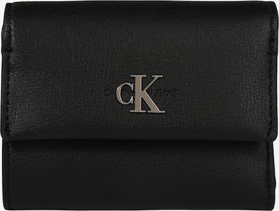 Calvin Klein Jeans Peněženka 'CKJ MONO HARDWARE MED TRIFOLD' - černá, Produkt