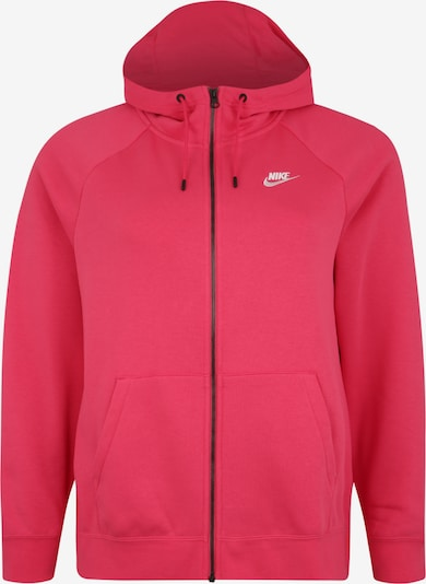 Nike Sportswear Svīteris pieejami rozā / balts, Preces skats