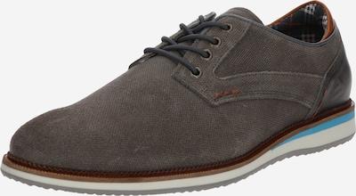 Pantofi cu șireturi BULLBOXER pe gri, Vizualizare produs