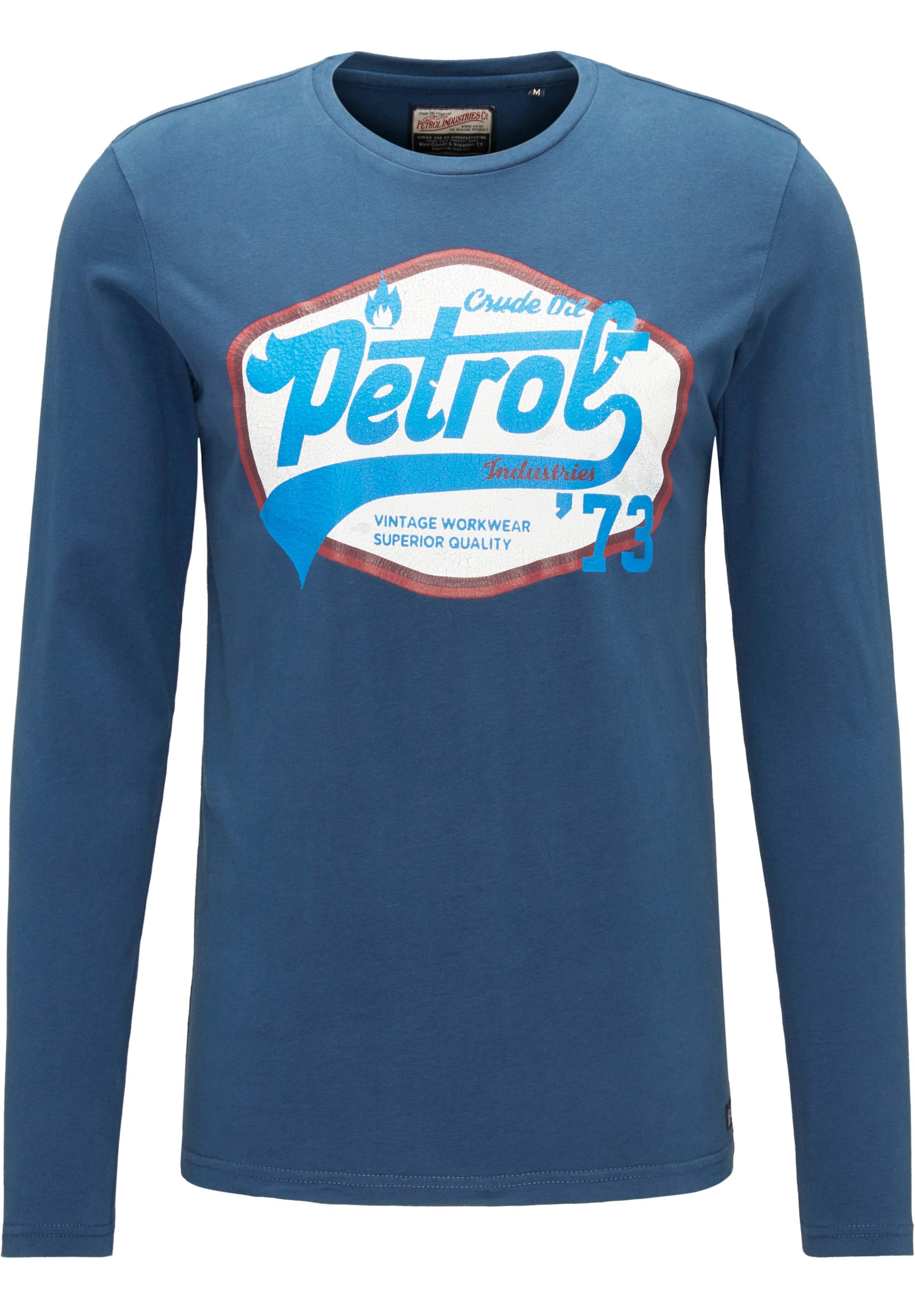 BleuMélange Couleurs T Petrol shirt Industries De En 8vmwNn0PyO