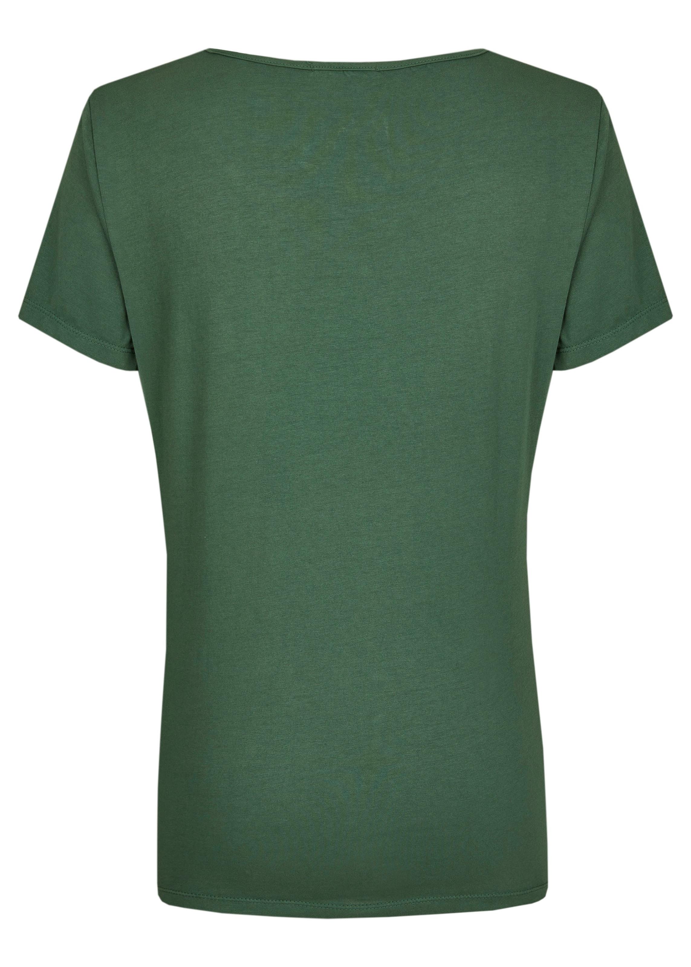 DunkelgrünRosa Shirt In Heimatliebe In Shirt Heimatliebe Ibgf7y6vY