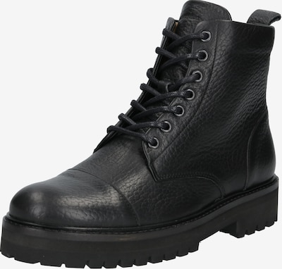 ROYAL REPUBLIQ Stiefel 'Ave Hiker Lace Up Boot' in schwarz, Produktansicht