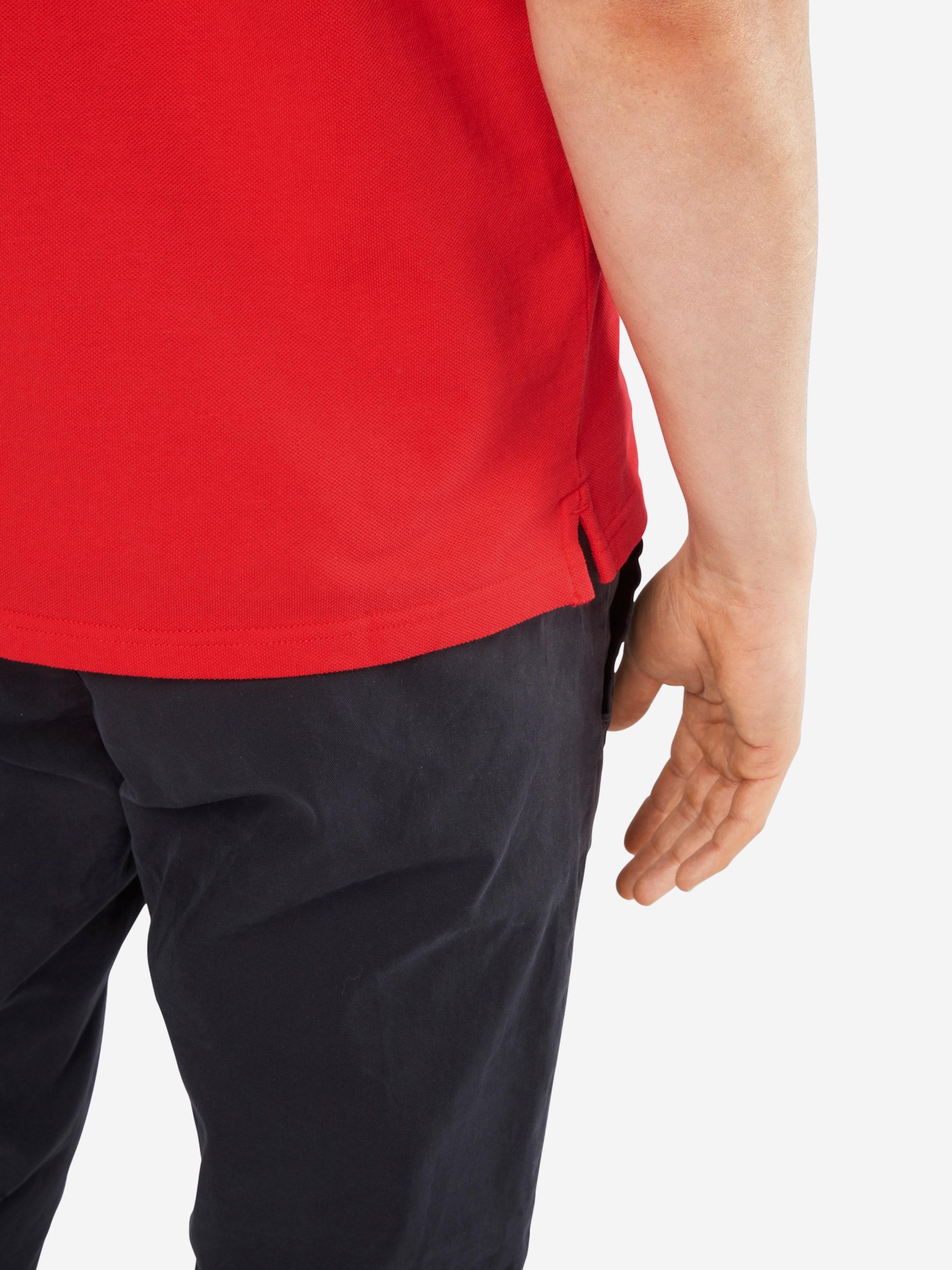 Lyle & Scott Poloshirt mit Marken-Badge Sie Günstig Online Billig Offiziellen ESwVY