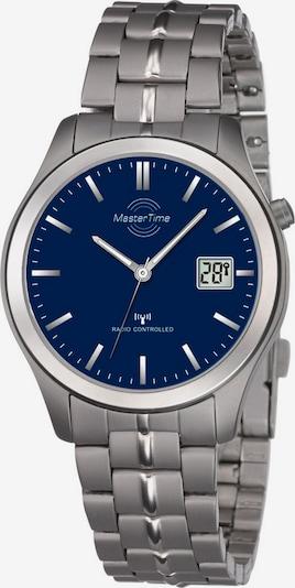 Master Time Uhr 'MTGT-10351-31M' in dunkelblau / silber, Produktansicht