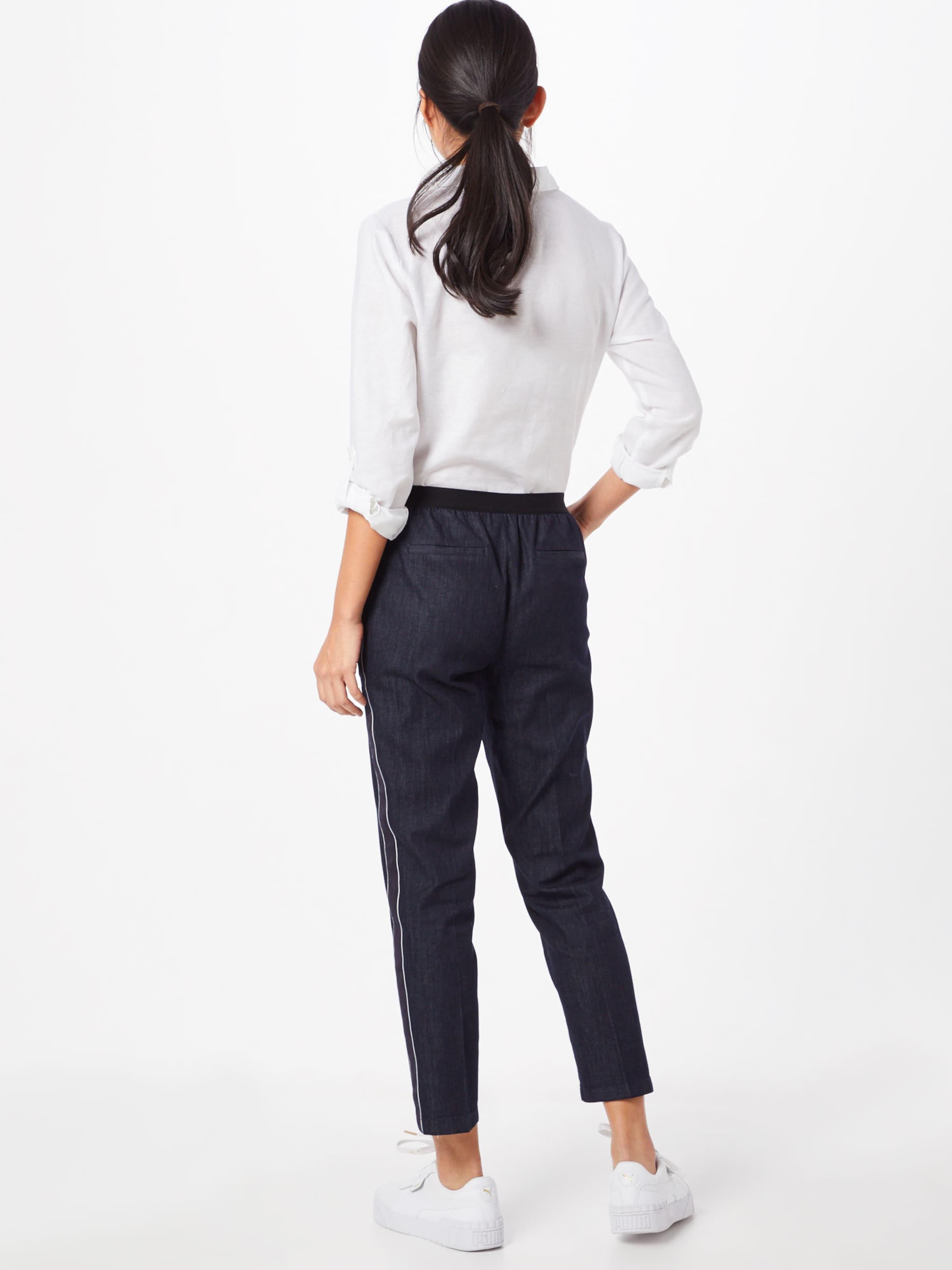 FoncéBlanc Bleu Opus 'edira' Pantalon En RA35cL4jq