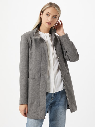 szürke ONLY Átmeneti kabátok, Modell nézet