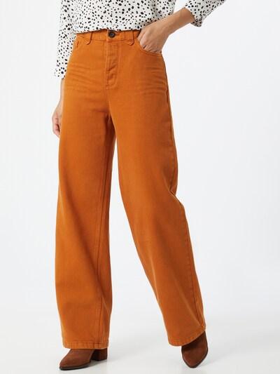 EDC BY ESPRIT Kalhoty - světle hnědá, Model/ka