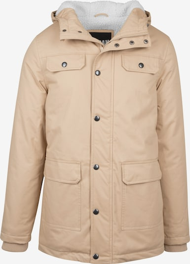 Urban Classics Parka 'Heavy Cotton' in beige, Produktansicht