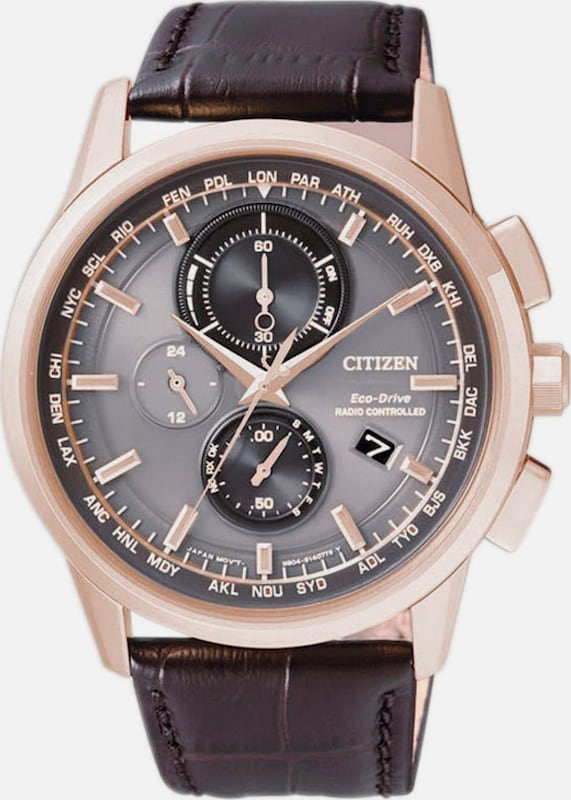 "CITIZEN Funkchronograph, ""AT8113-12H"""